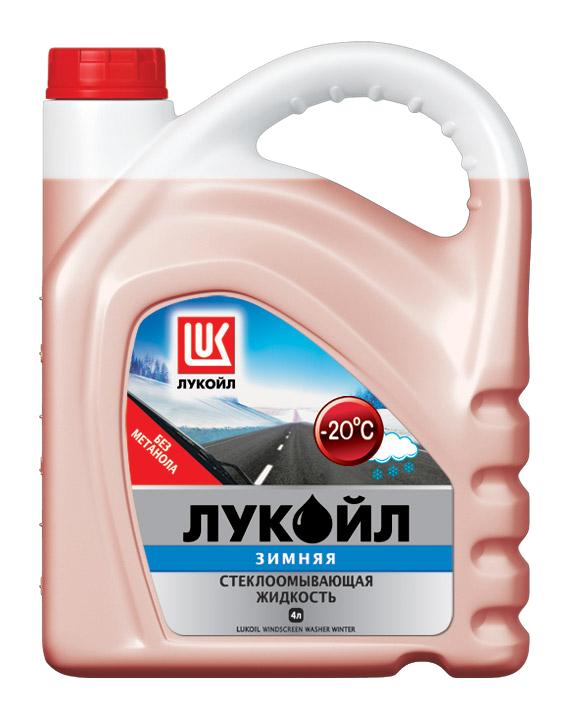 Жидкость для омывания стёкол